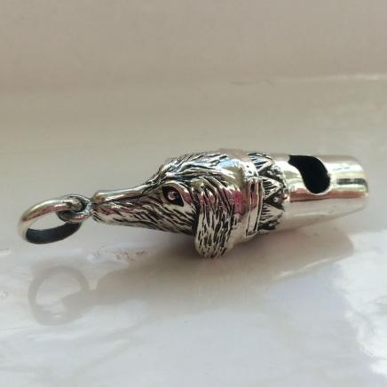 Photo of Sterling Silver Dog Whistle