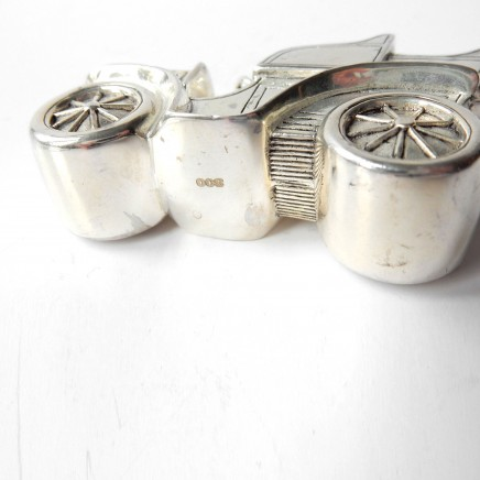 Photo of Continental 800 Silver Vintage Motor Car Vesta Match Safe