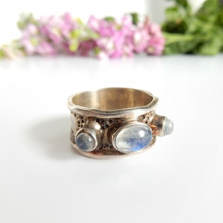Rings: Silver, Art Deco, Cocktail Rings, Marcasite & More/ Milly's Marvels