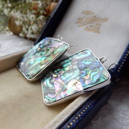 Earrings: Art Nouveau, Art Deco, Plique a Jour Enamel & More/ Milly's Marvels
