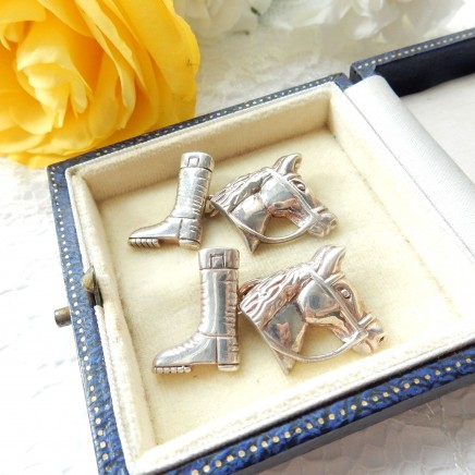 Cufflinks: Gold Cufflinks, Silver Cufflinks, Mens Gifts & More/ Milly's Marvels
