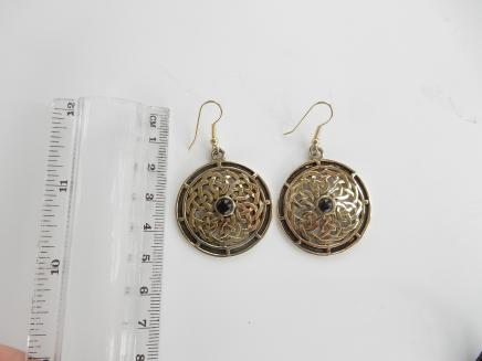 Photo of Vintage Celtic Knot Earrings