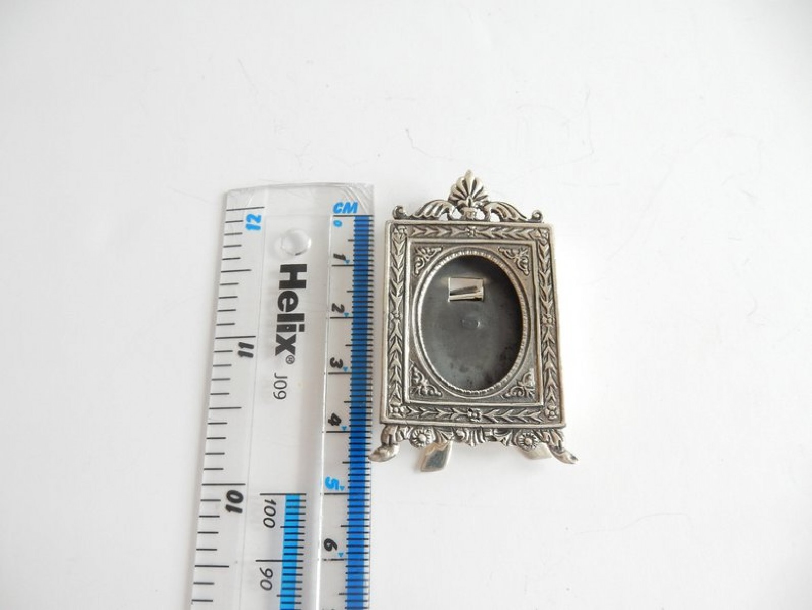 Photo of Solid Silver Miniature Gift Photo Frame