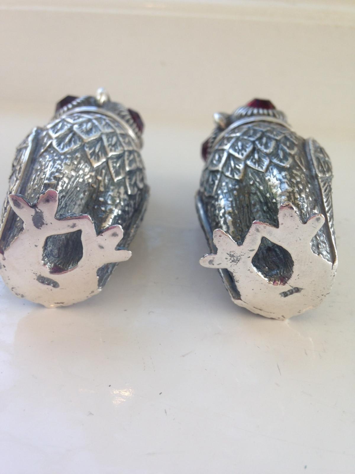 Photo of Pair Owl Salt & Pepper Shakers