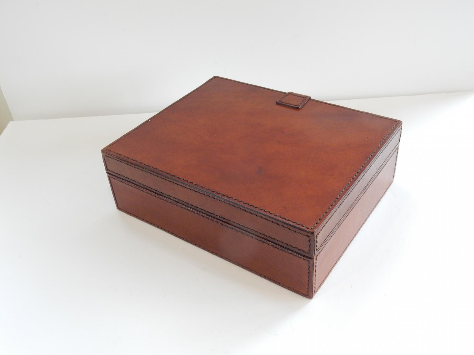 Photo of Leather Jewel Box