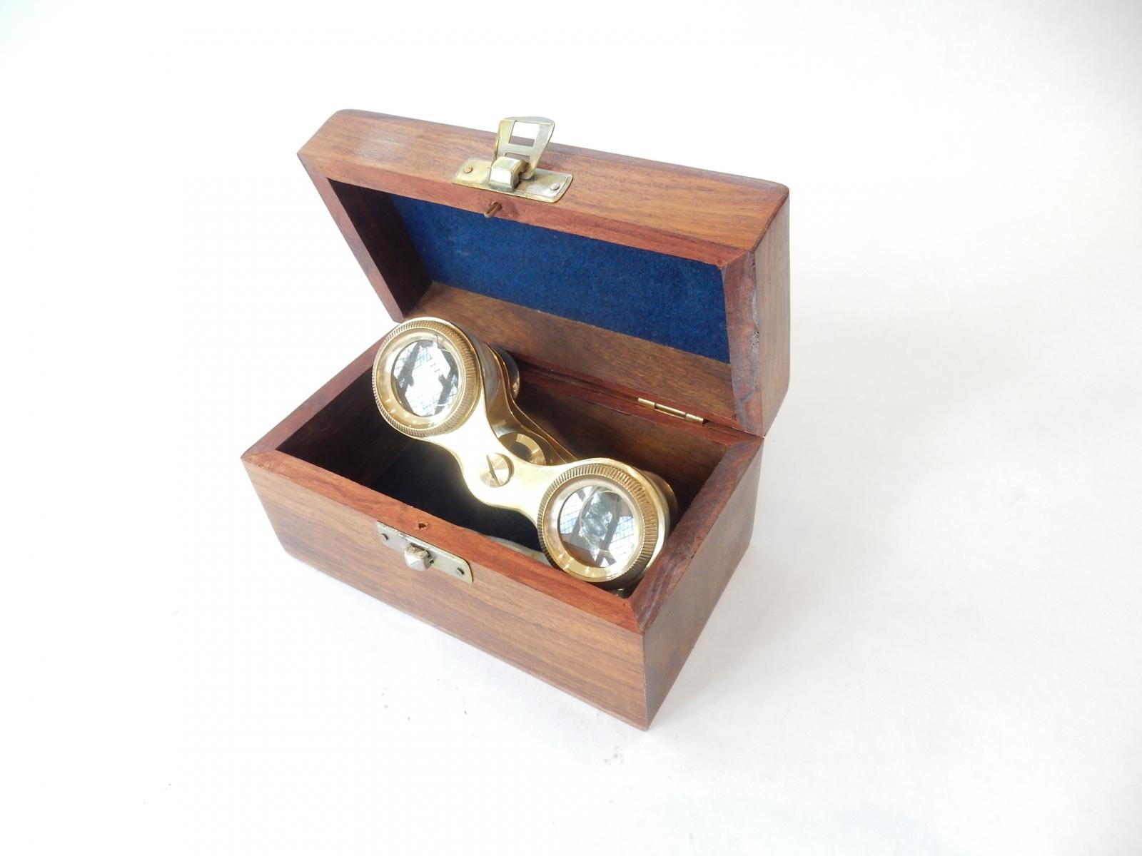 Photo of Mother of Pearl Inlay Opera Glasses