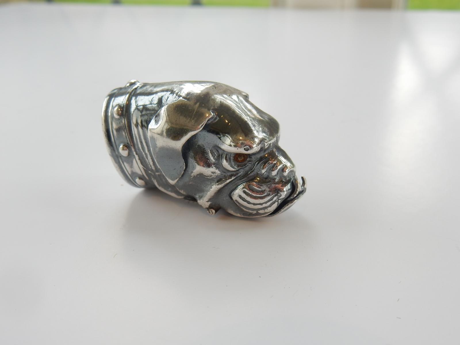 Photo of Novelty English Bulldog Vesta