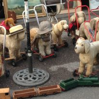 Kempton Antiques Market