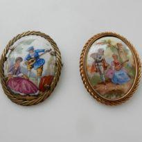 Limoges Porcelain