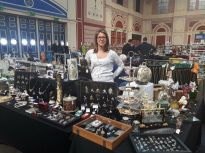Alexandra Palace Antiques Fair